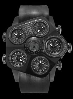 military watch black face hemingway stuffology jacob co grand gr5 22 watch noir kingdom