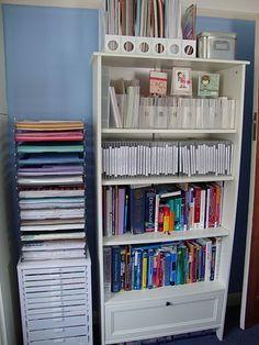 Ideas on how to store stash from and for all the crafters