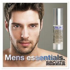 Hey SIRCUIT® Addicts - it's time to recognize that skin-preserving products like cleansers and moisturizers aren't just for women! Men need skin care just as much as their wives and sisters. Check out  today's blog to find out what a man really needs!