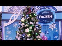 Disney Springs Christmas Tree Trail  (2016) - http://beauty.positivelifemagazine.com/disney-springs-christmas-tree-trail-2016/ http://img.youtube.com/vi/Gn5lyWa97Sg/0.jpg