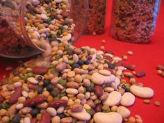 Make and share this French Market Soup Mix recipe from Food.com.