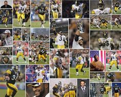 Steelers Football, Pittsburgh Steelers, Pittsburg Pa, Jerome Bettis, Round Round, Wheels On The Bus, Steeler Nation, Thank You Messages, Baseball Cards