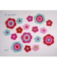 27 Beste Afbeeldingen Van Bloemen Deken Crochet Flowers Crochet
