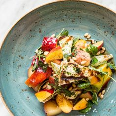 Summar salad recipes straight from chefs at some of the country's best restaurants.