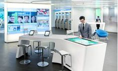 Standard Chartered digital branch