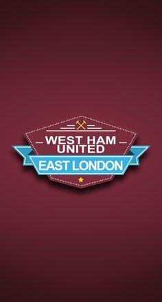 London Football, West Ham United Fc, East London, Chevrolet Logo, The Unit, Etsy, Art, Craft Art, Kunst