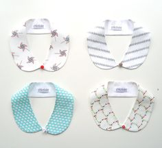 Peter Pan Collar // Detachable Collar // Collar by ChiChiDee