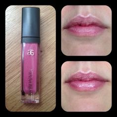 """#Arbonne new lip color in Posh. Treat yourself to maximum lip shine with major softness. Plant extracts with peptides leaves lip feeling quenched and intensely #moisturized for a smooth-looking, plumped up pucker.  """"Like"""" my FB page at Surshae Arbonne Independent Consultant. Consultant ID 21565488."""
