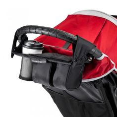 stroller accessories for the baby jogger summit x3 (parent console, weather shield, hand muff, carry bag)