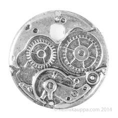 Steampunk liittyy osana myös pukeutumiseen ja korukulttuuriin nimenomaan viktoriaanisen ajan jäljittelynä. Tähän voivat liittyä esimerkiksi taskukellot, lentäjänlasit, silinterihatut, professorit, tiedemiehet ja varsinaiset ladyt.  http://www.helmikauppa.com/riipus-kellon-koneisto-gear-steampunk-antiikkihopeanvarinen-p-10362.html