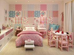 quartos infantis modelos - Buscar con Google