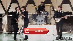 The Beatles Help Blackpool Night Out ABC Theatre Blackpool  The Beatles made just one television appearance in Britain to promote the Help album other shows had to run prereco