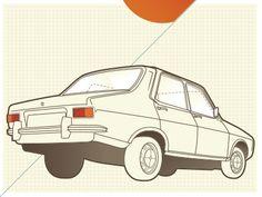 My favorite type of car a Dacia!