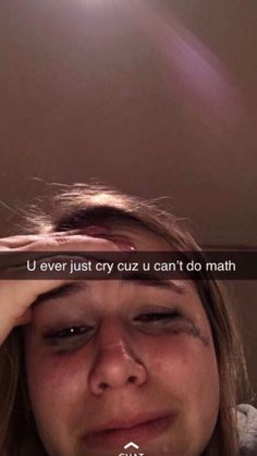 I stayed up until in fourth grade doing math and literally had a lil bitc. - relatable - I stayed up until in fourth grade doing math and literally had a lil bitch mental breakdown - Really Funny Memes, Stupid Funny Memes, Funny Relatable Memes, Haha Funny, Funny Texts, Hilarious, Memes Estúpidos, Current Mood Meme, Snap Quotes