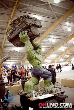 Escultura Fantástica en SOFA
