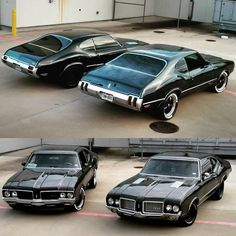 1970 & 1971 Oldsmobile Cutlass