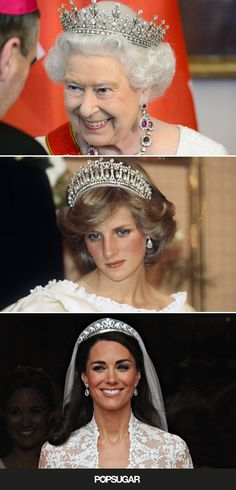Pin for Later: The Duchess of Cambridge Isn't the Only European Royal With Access to Out-of-This-World Tiaras