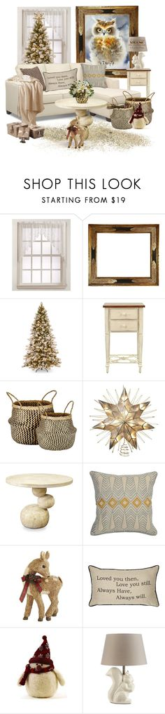 """Winter in Watercolor"" by ragnh-mjos ❤ liked on Polyvore featuring interior, interiors, interior design, home, home decor, interior decorating, Lichtenberg, Safavieh, Murmur and CFC"