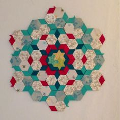 Periwinkle Quilting and Beyond: the EPP continues