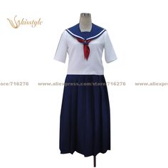 >> Click to Buy << Kisstyle Fashion A Certain Scientific Railgun Tokiwadai Middle School Uniform COS Clothing Cosplay Costume,Customized Accepted #Affiliate