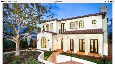 color, front porch, chimney, windows