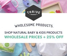 New Company for Natural Baby & Kids Products at Wholesale Prices!!! | My Pantry Partners