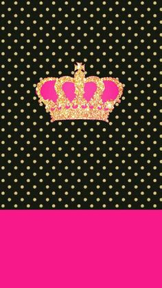 Black and pink and gold girly fun wallpaper in 2019 фоновые изображения, об