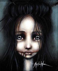 Angelina Wrona - Little Dahlia (want)