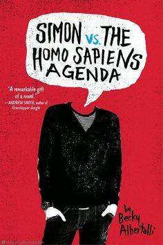 <i>Simon vs. the Homo Sapiens Agenda</i> by Becky Albertalli (March 16)