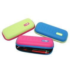Stationery: Marbig ColourHide Pencil Cases