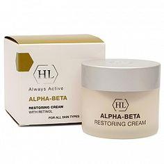Купить ALPHA-BETA RESTORING CREAM в интернет-магазине HL (Holy Land)