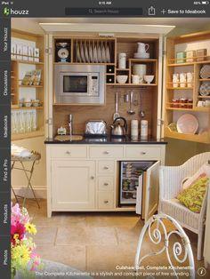 Inlaw sink/kitchen area