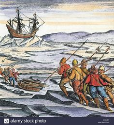 Image result for Barents Expedition (1597) Shipwreck, Rivers, Arctic, Lakes, Diving, Nova, Stamps, Mermaid, Sketches