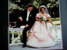 Papa en mama's trouwdag