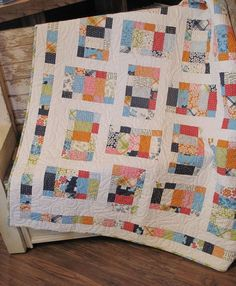 Picnic in the Park from a jelly roll by hollyhillquiltshoppe
