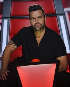 Busy schedule: Ricky Martin will not return to The Voice next season and is focusing instead on 'music commitments' Puerto Rican Singers, Pop Musicians, Singing Competitions, Martin S, Rick Y, Out Of Touch, Jason Statham, Male Beauty, Selena