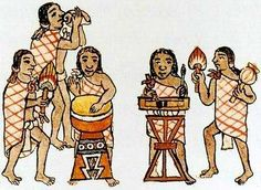 Aztec clothing differed according to social class. Men wore loin clothes that were usually embroidered and a blanket that hung over the left shoulder and was knotted on the right shoulder. Aztec Society, Aztec Clothing, Maleficarum, Mesoamerican, Formal Wear, Wonder Woman, Culture, Superhero, People