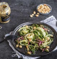 So einfach habt ihr noch nie Gurken-Salat gezaubert! Und gleichzeitig war er bestimmt noch nie so unglaublich lecker!