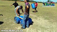 NGK Ceramics Amazing Race Team Building Stellenbosch