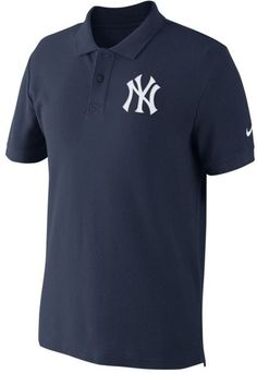 Nike New York Yankees Pique Polo Shirt