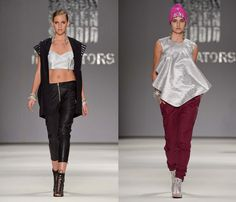 (8) Inder Dhillon from The Innovators Show - Jeanswear 2013-2014 Spring Summer Womens Runway Collections - Mercedes-Benz Fashion Week Australia - Southern Hemisphere Carriageworks Sydney
