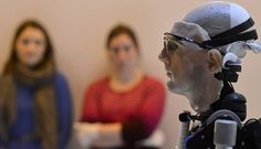 "PHOTOS: Take a Close Look to Rex, the ""Bionic Man"""