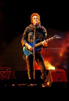 Chile, 2007 (Me Veras Volver Tour) Soda Stereo, Rock Music, My Music, Zeta Bosio, Rock Legends, My Boyfriend, The Rock, Rock N Roll, All Star