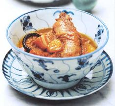 Pongteh - a nyonya curry using pork and chicken
