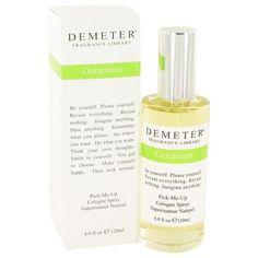 Demeter By Demeter Geranium Cologne Spray 4 Oz