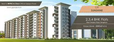 GR Sunshine is ongoing Project of GR Projects In #Sarjapur Road, Which is close Proximity to #WIPRO Corporate Office. Which Come with 1,2,3 BHK Flats. #realestatebangalore #flatsinbangalore To Know more (Or) Booking: Visit: http://grprojects.in/apartments/sunshine/ (Or) Call: +91 8880681616