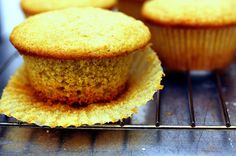 olive oil muffins by smitten, via Flickr