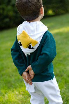 Lil SWOOP #Eagles Costume (back)
