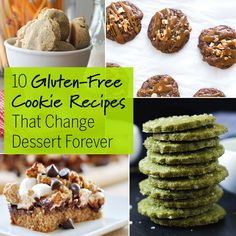 10 Gluten-Free Cookie Recipes That Change Dessert Forever