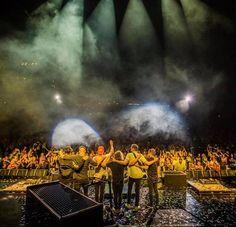 Much Love Denver. You amaze us. ❤️   OneRepublic, September 2017